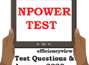 Photo of Npower Recruitment Past Questions and Answers for Batch C Applicants NPWR2020 Test for free downloads
