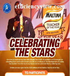 Photo of Maltina Teachers of the Year Award 2020 Registration is ongoing apply here