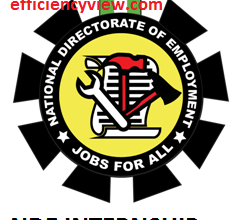 Photo of National Directorate of Employment (NDE) Recruitment Internship Training Programme 2020-2021 apply here