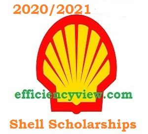Photo of Link Portal for Shell Scholarships 2020/2021 via NNPC scholastica.ng/schemes/SNEPCo