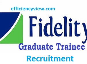 Photo of Fidelity Bank Internal Recruitment 2020 for Graduates Trainee Program apply here