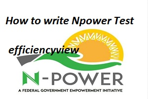 Photo of How to write Npower Assessment Test Screening 2020/2021 successfully