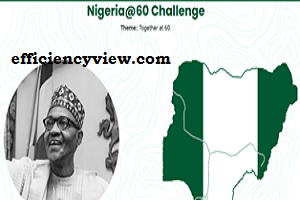 Nigeria at 60 Challenge 2020 for Nigerians apply - nigeriaat60.gov.ng