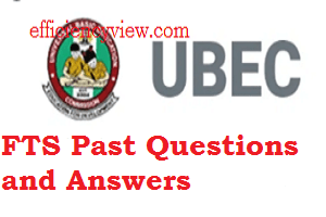 Photo of UBEC Federal Teachers Scheme FTS Past Questions and Answers 2020/2021