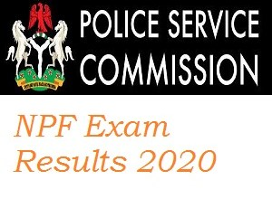 Photo of Nigerian Police Force Constable Recruitment Aptitude Test CBT Results 2020