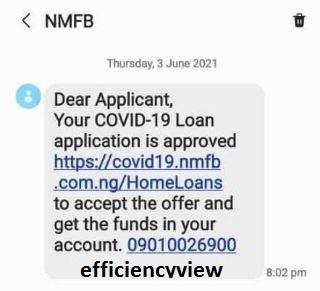 Steps to Claim Abandoned COVID-19 TCF CBN Loan