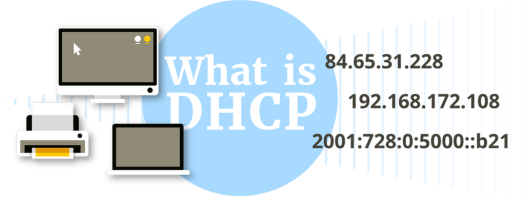 What is DHCP principle