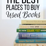 The Best Places to Buy Used Books