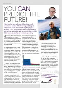 Rutland Living Efficient Portfolio Article May