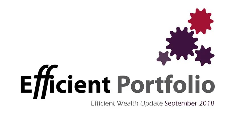 Efficient Wealth Update September 2018