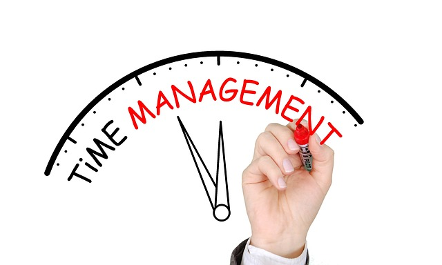 Six Key Time Management Tips