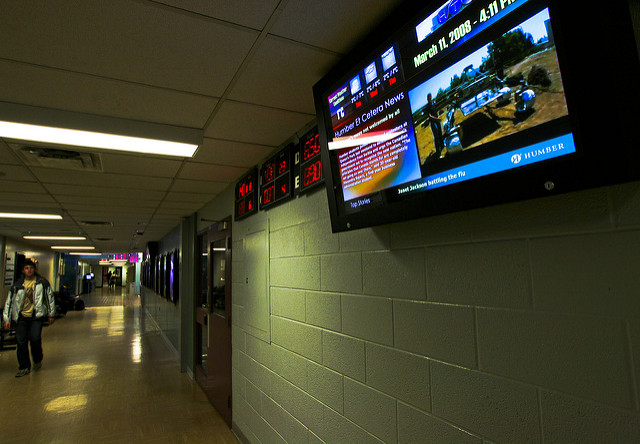 Digital Signage & Productivity