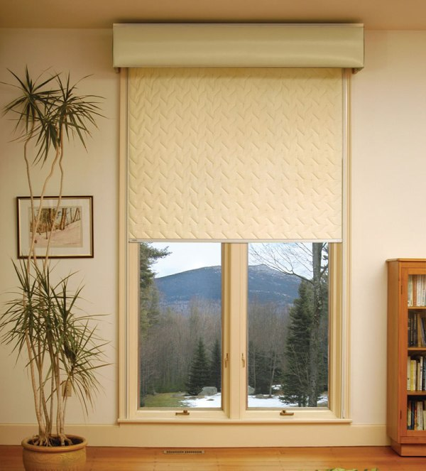 Window Quilt Insulated Shades