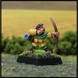 5-Drew Williams Halfling Archers