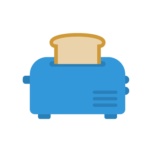 Toaster electricity usage calculator