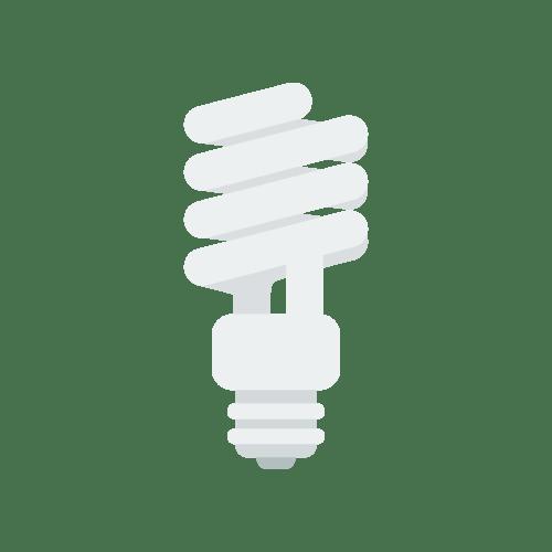 CFL light bulb electricity usage calculator
