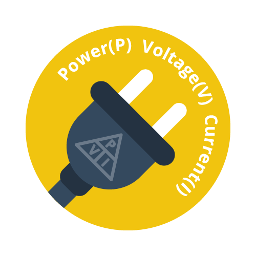 Power, voltage, current