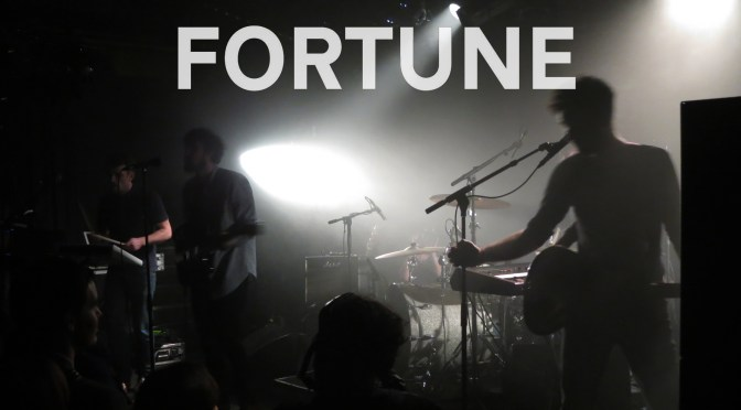 [LIVE REPORT] FORTUNE + BLIND DIGITAL CITIZEN à La Maroquinerie