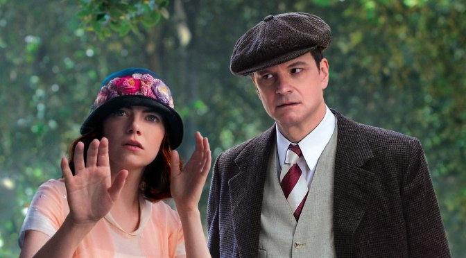 Magic in the Moonlight, un rayon de soleil