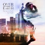 over the earth