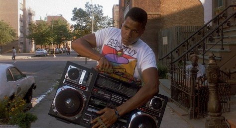 "Extrait de ""Do the right thing"" réalisé par Spike Lee"