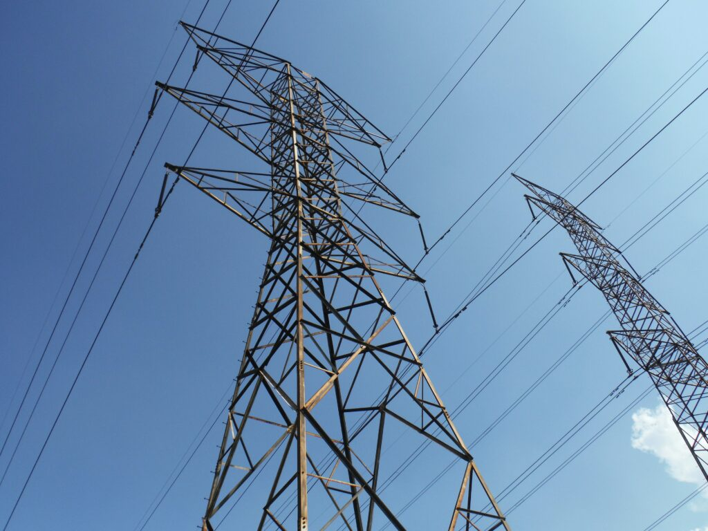 Dominion Power Line Photo