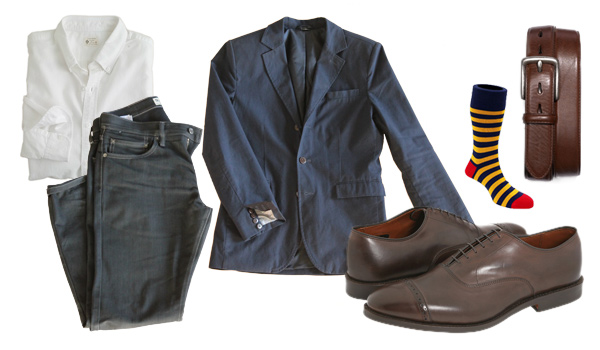 How to dress like a real man when you go out