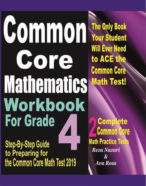 small resolution of Grade 4 Mathematics Worksheets - Effortless Math