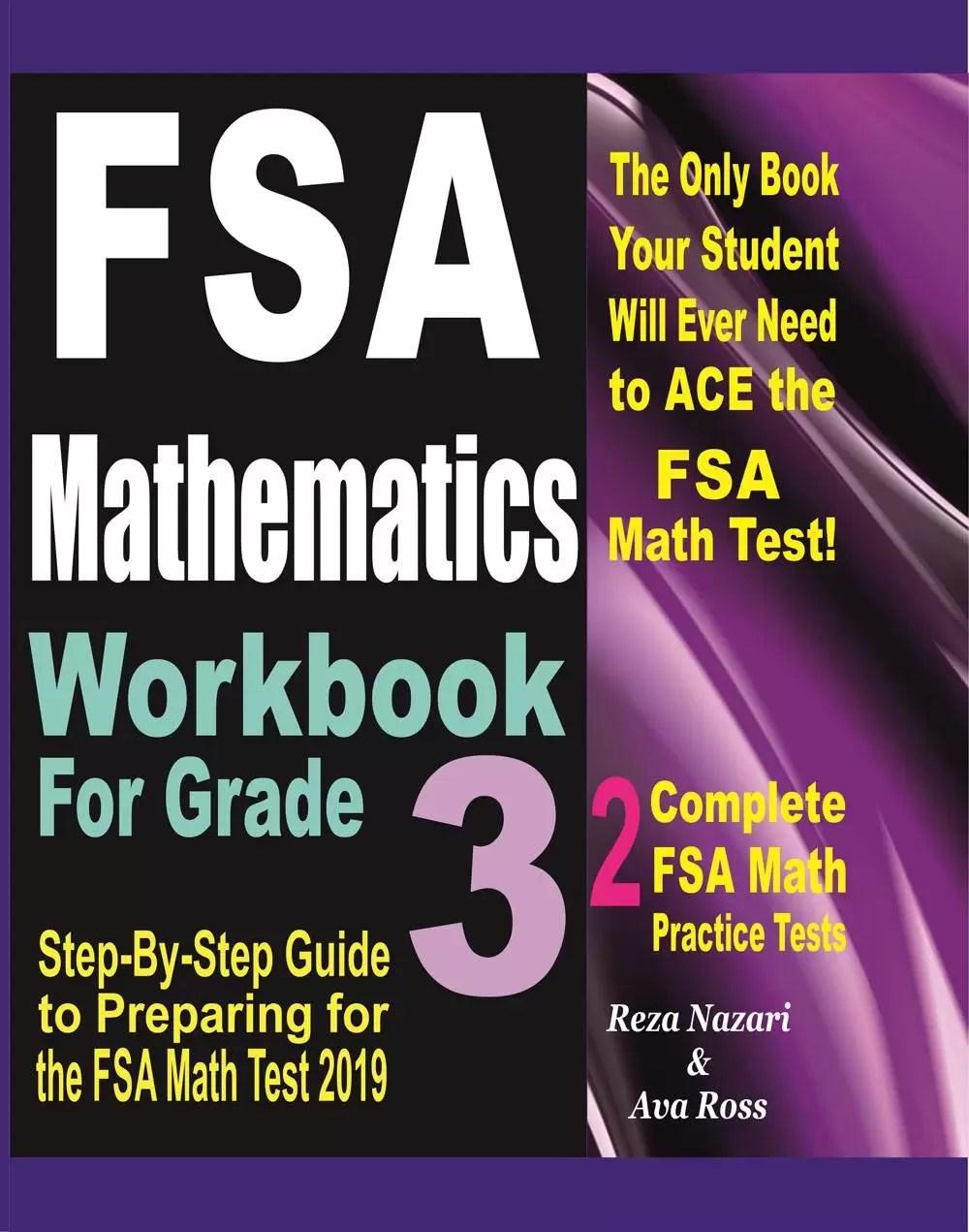 medium resolution of Grade 3 FSA Math Worksheets - Effortless Math