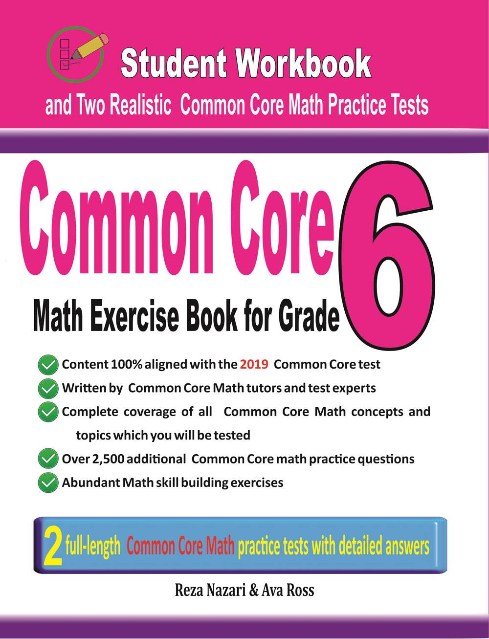 medium resolution of Grade 6 Math Worksheets - Effortless Math