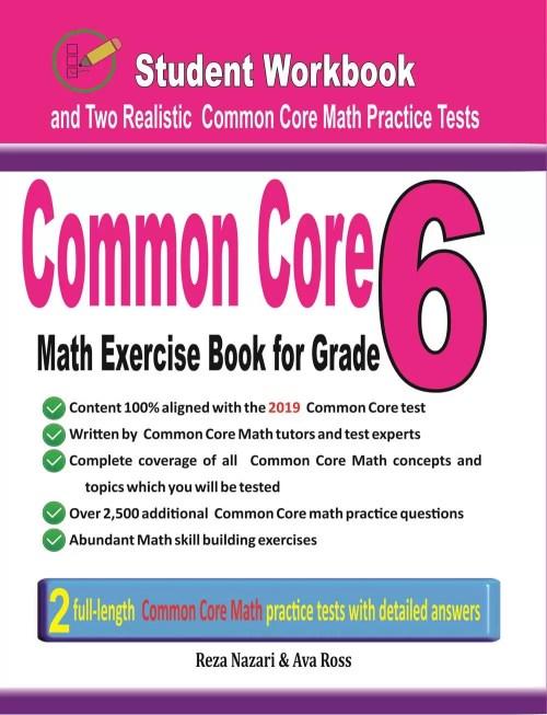 small resolution of Grade 6 MEAP Math Worksheets - Effortless Math