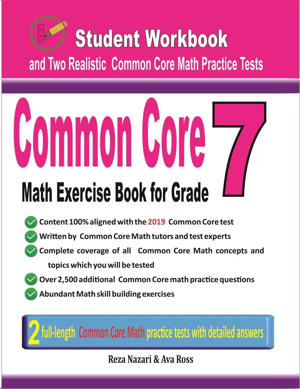 hight resolution of Grade 7 Mathematics Worksheets - Effortless Math