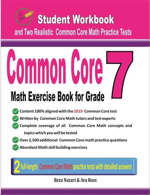 small resolution of Grade 7 Mathematics Worksheets - Effortless Math