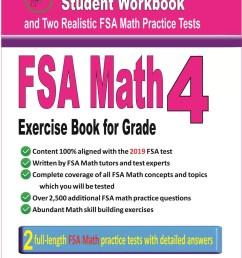 Grade 4 FSA Math Worksheets - Effortless Math [ 1298 x 1000 Pixel ]