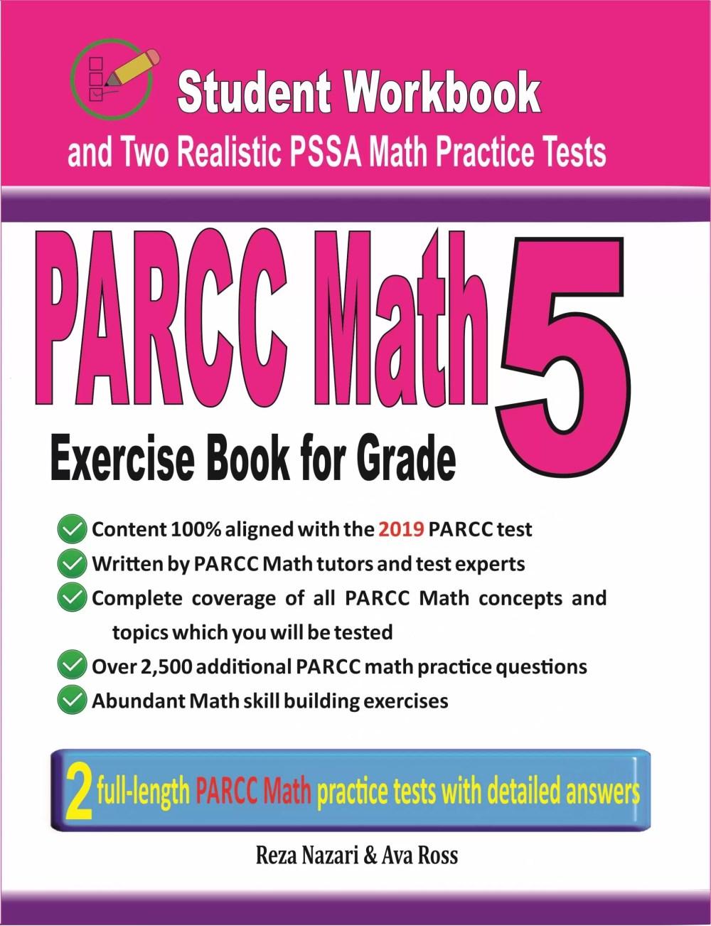 medium resolution of Grade 5 PARCC Math Worksheets - Effortless Math