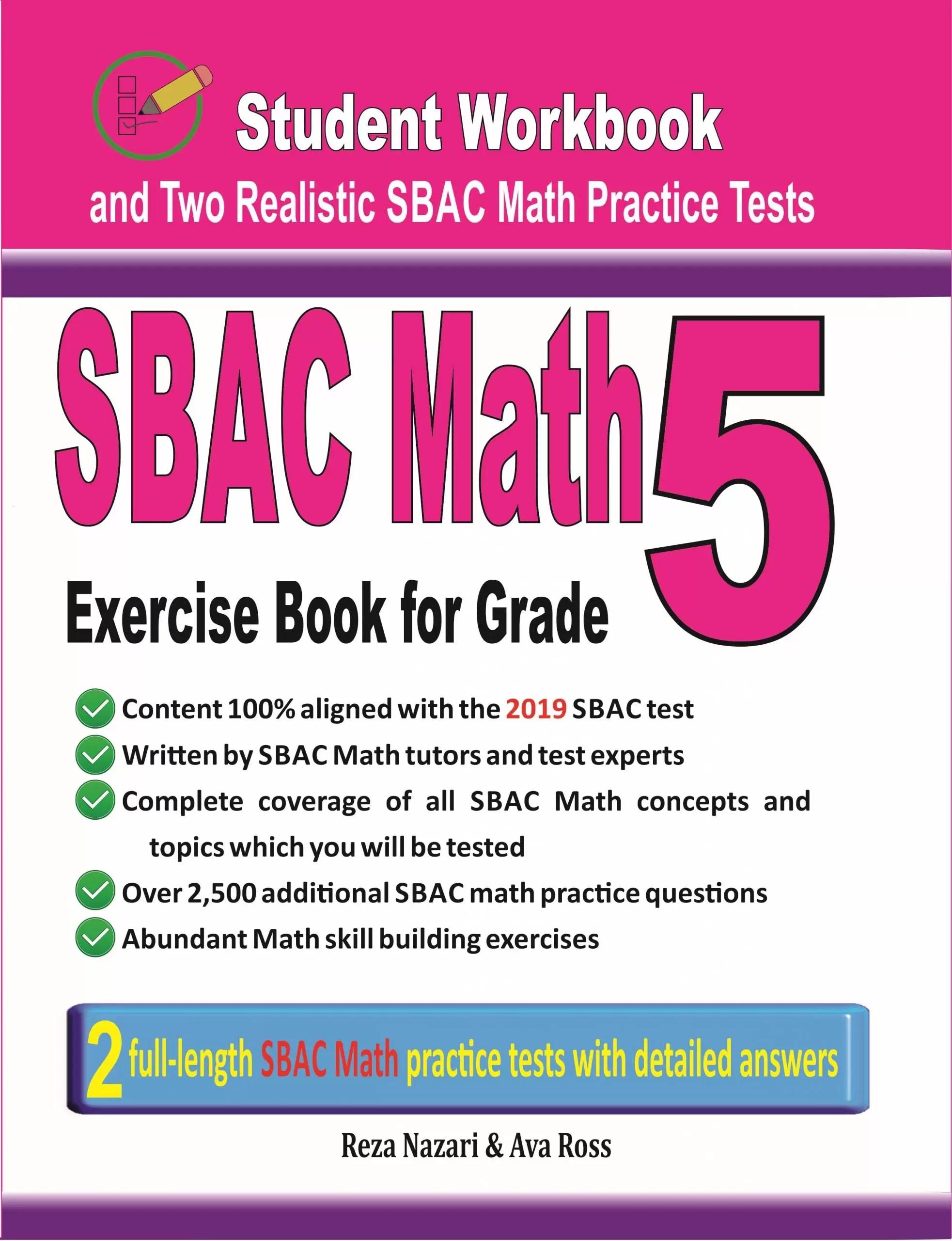 hight resolution of Grade 5 SBAC Math Worksheets - Effortless Math