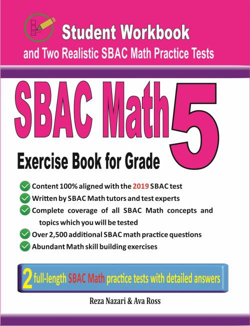 small resolution of Grade 5 SBAC Math Worksheets - Effortless Math
