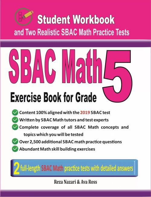 small resolution of Grade 5 SBAC Math Worksheets - Effortless Math
