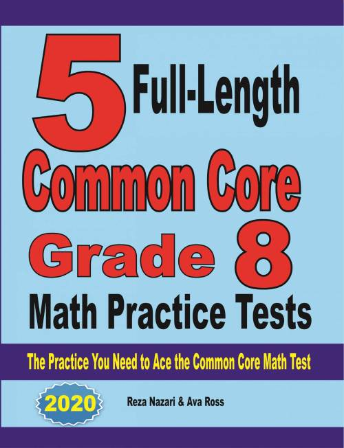 small resolution of Grade 8 Common Core Math Worksheets - Effortless Math