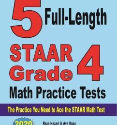 Grade 4 STAAR Math Worksheets - Effortless Math [ 1307 x 1000 Pixel ]