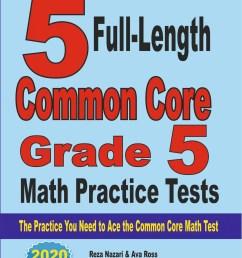 Grade 5 Mathematics Worksheets - Effortless Math [ 2560 x 1963 Pixel ]