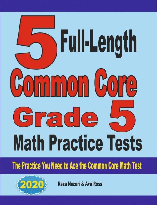 small resolution of Grade 5 Mathematics Worksheets - Effortless Math