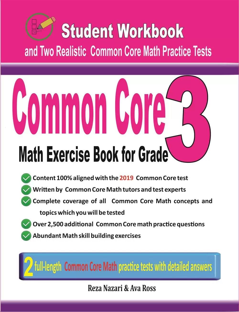 medium resolution of Grade 3 Mathematics Worksheets - Effortless Math