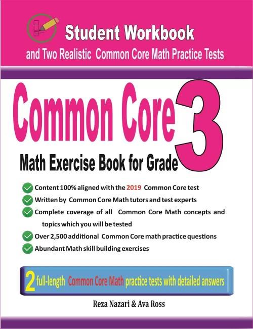 small resolution of Grade 3 Mathematics Worksheets - Effortless Math