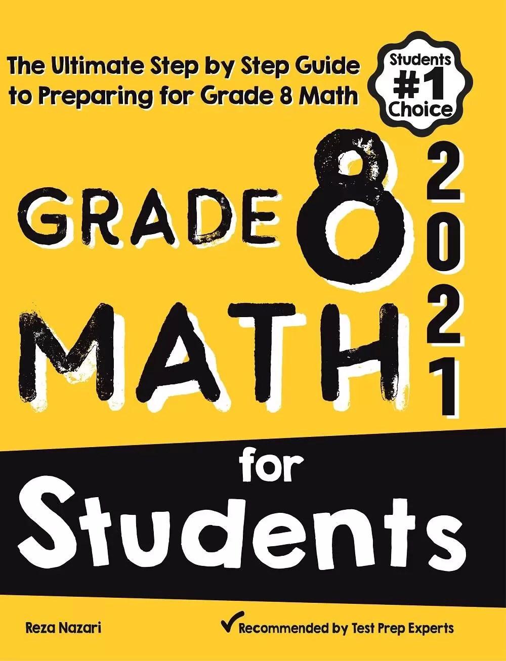 medium resolution of Grade 8 Mathematics Worksheets - Effortless Math