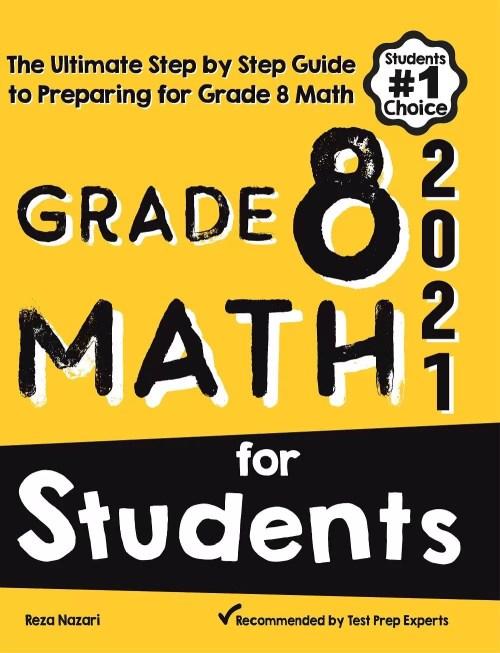 small resolution of Grade 8 Mathematics Worksheets - Effortless Math