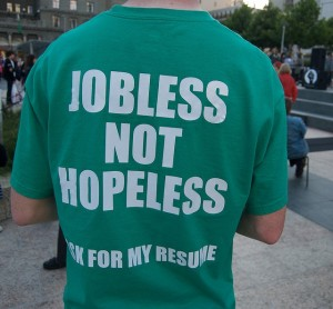...or jobless and hopeless? It all depends on your approach... image by Steve Rhodes https://www.flickr.com/photos/ari/ licensed under creative commons