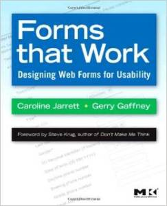 Book cover: Forms that Work