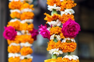 Indian flower garland