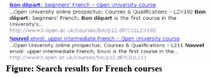 search results for French courses